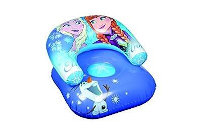 Disney Frozen Sofá Inflable Congelado Silla De La Playa De La Silla De La Luna De Los Niños De La Piscina de Frozen