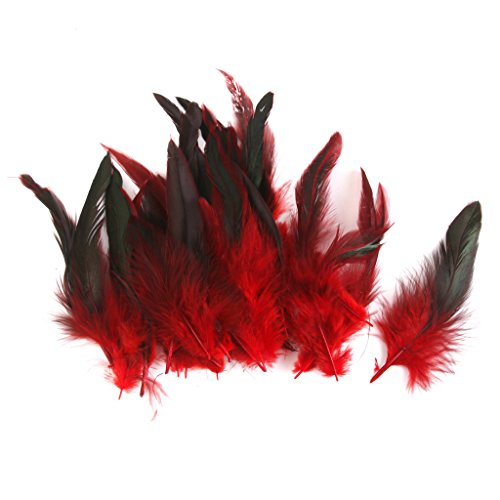approx50pcs-sewing-craft-rooster-feathers-12-18cm-red