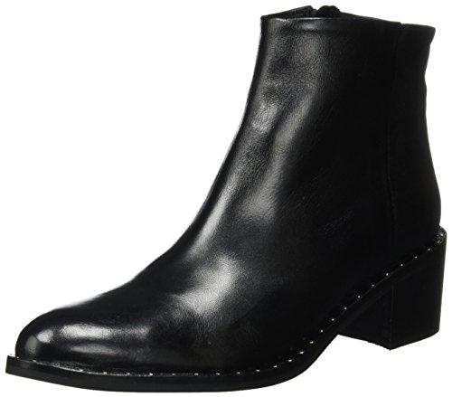 Bianco Damen Dot Boot Stiefel Schwarz (Black)