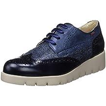 Callaghan 89813, Zapatos de Cordones Derby para Mujer