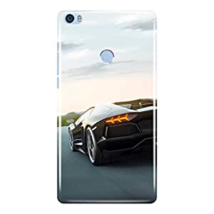 a AND b Designer Printed Back Case / Back Cover For Xiaomi Mi Max (XOM_MI_MAX_3D_746)