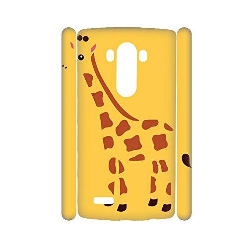 Babu Building Impresiš®n Giraffe En LG G4 para Chicos Caja De Plš¢stico  Multa