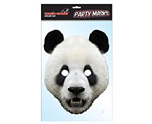 Rubies Mascara panda adulto talla unica Rubie