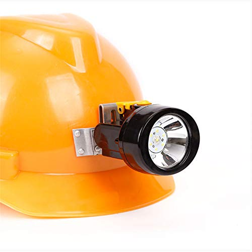 Stirnlampe,Jagd Freunde Bergbau Scheinwerfer Kl2.8Lm Wiederaufladbare Taschenlampe Scheinwerfer Bergbau Kappe Licht Wasserdicht Schutzhelm Lampe