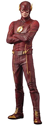 Flash-statue (DC Comics sv184 Flash TV Serie ARTFX + Statue)