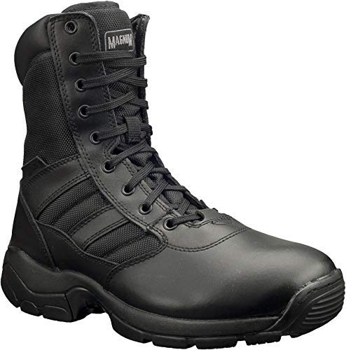 Magnum M800339-021 Panther 8 - Botas con cremallera lateral, talla 10, color...