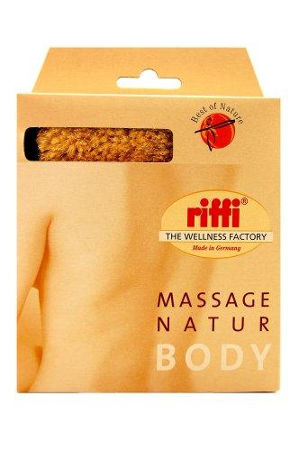 Riffi 110 Massagebuerste Sisal
