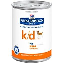 Hills Canine K/D dosen 12 x 370 gr
