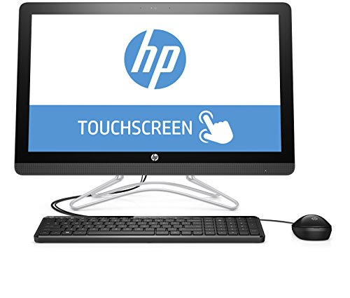 HP 24-e053ng, 23,8 Zoll All-in-One-Desktop-PC