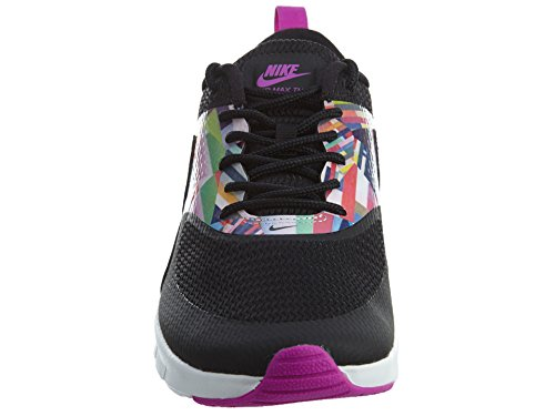 Nike Damen 834320-001 Turnschuhe Schwarz