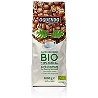 Oquendo, Café de grano tostado (Bio, Ecológico) - 1000 gr.
