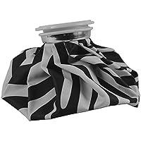 Eisbeutel Kühlbeutel Retro Kälte Wärme Modell Zebra preisvergleich bei billige-tabletten.eu