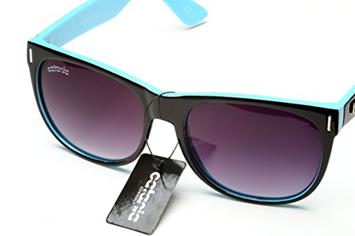 4815cb63c Catania Occhiali ® Gafas de Sol Polarizadas - Modelo Wayfarer Vintage  Classic - Gafas Unisex - (Cristales Polarizados para Deportes / Esqui) -  Incluye Funda ...