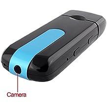 Visionaer ® camera spia nascosta in una PENNA USB (fotocamera,
