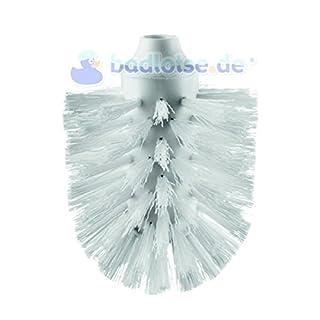 badlotse WC-Ersatz-Bürstenkopf Ersatzbürstenkopf Bürste weiß passend zu EMCO 101513990 Hausmarke