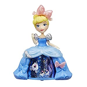 Disney Princess-B8965 Mini Princesa Cenicienta Modelo Surtido, Multicolor (Hasbro B8965EU4)