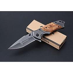 Couteau pliant Regulus Knife - Structure de qualité supérieure de FA-X 49