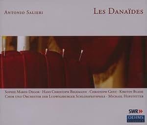Salieri - Les Danaïdes
