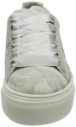 Kennel und Schmenger Damen Big Sneaker Grau (Taiga Sohle Creme)