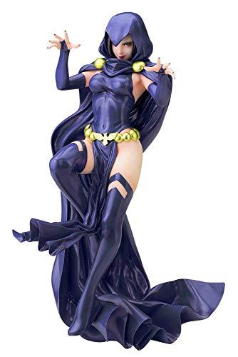 Kotobukiya DC Comics Bishoujo PVC Statue 1/7 Raven 2nd...
