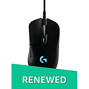 6cc56ebce40 Amazon.in: Buy Logitech Prodigy G403 Gaming Mouse (Black) Online at ...