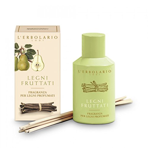 Stick-duft-Öl (L 'Erbolario Obst und Woods Duft Öl für Duft Sticks)