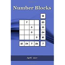 Number Blocks: April   2017