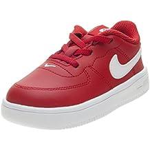 finest selection ef9f1 a63fc Nike Force 1 '18 (TD), Pantofole Unisex-Bimbi 0-24