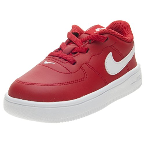 on sale 48a84 91b82 Nike Unisex Baby Force 1  18 (Td) Hausschuhe, Rot (University Red