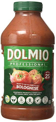 Dolmio Professional Italian Bolognese Pasta Sauce Catering Pack, 2.28 kg