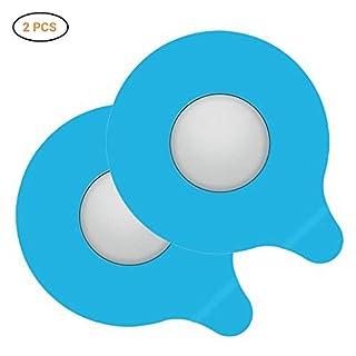 Lispeed Wasserstöpsel abflussstopfen Ablaufgarnituren Armatur-Bolzen Zubehör für Küchenspülen universalstöpsel Badewannenstöpsel Ablaufstöpsel 6 Zoll (Blau)