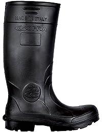 """Cofra 00010–052.w47Talla 47S5Ci SRC–Zapatillas de Seguridad""""Nueva Cisterna, Color Negro"""