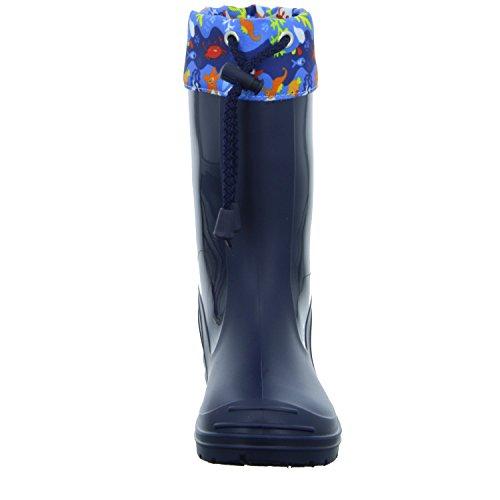 Sneakers AMBER-NA Jungen Regenstiefel Blau (Blau)