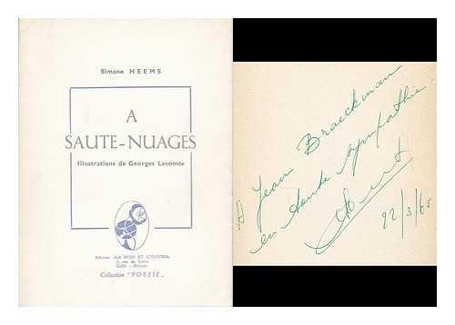 A saute-nuages / illustrations de Georges Lecomte