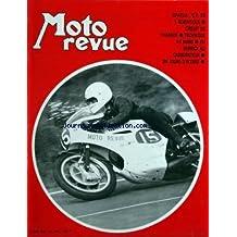 MOTO REVUE [No 1982] du 30/05/1970 - opatija - g.p. de l'adriatique - circuit de charade - technique au mans - du derrick au carburateur - 6 jours d'ecosse