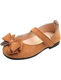 Huhua Sandals For Girls, Sandali Bambine Rosso rosso 38-38.5 EU, Bianco (White), 39 2/3 EU