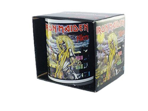 Iron Maiden–Killers–Taza cerámica–Se