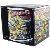 Iron Maiden - Keramik Becher Tasse - Killers - verpackt in einer Geschenkbox