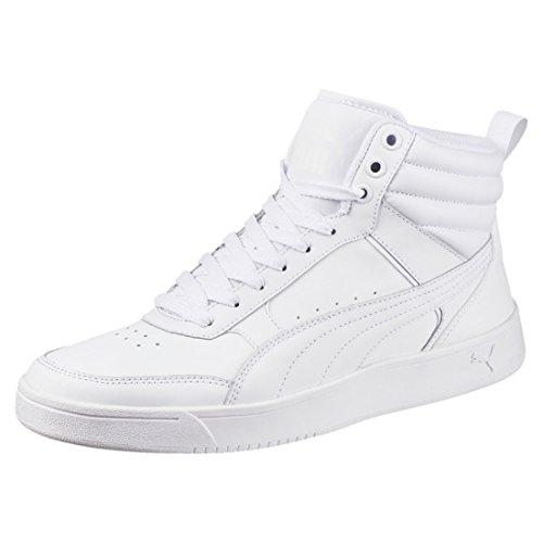 Puma Unisex-Erwachsene Rebound Street v2 L Sneaker, Weiß White, 38.5 EU