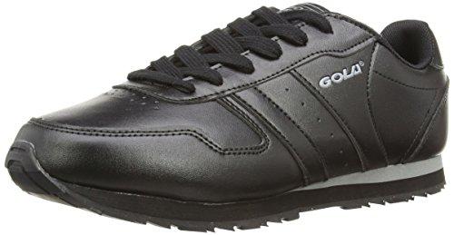 Gola Newport, Sports en extérieur homme Noir (Black/grey)