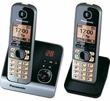 panasonic kx tg6722bx cordless landline phone with answering machine rh indiashopps com panasonic telephone answering machine manual panasonic answering machine manual dect 6.0