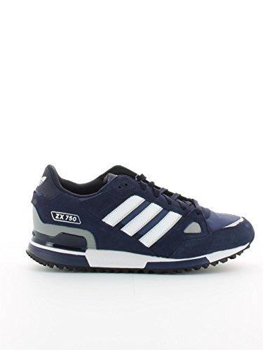 Adidas Hand Ball Spezial Unisex Adulto Scarpe da Corsa, Blu (Marineblau), 44.5