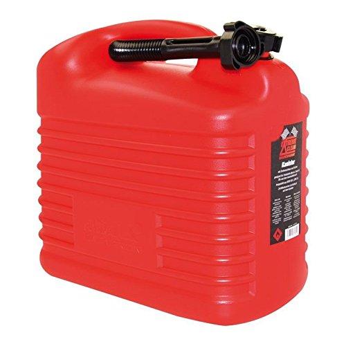 Preisvergleich Produktbild Kraftstoff-Kanister 10 L. Reservekanister Benzin Kanister Kraftstoffkanister