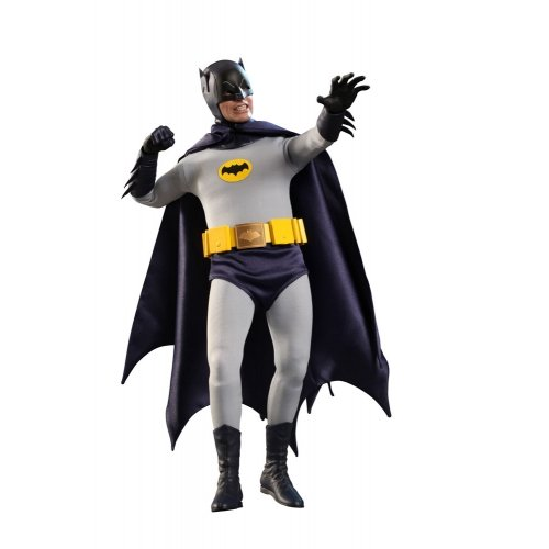 Hot Toys 1/6. 1966 Batman Figur Adam ()