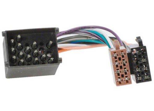 Adapterkabel ISO, BMW 3 (E36) / 3-Compact 5-7-8