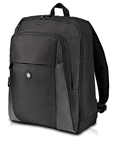 Hp H1D24AA - Mochila para portátil de 15.6', color negro