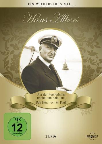 Ein Wiedersehen mit ... Hans Albers [2 DVDs]