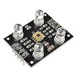 Demino Moduli TCS230 di Colore sensore di Colore di riconoscimento Moduli rilevatore Compatibile per MCU Arduino
