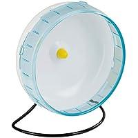 Kerbl Hamster - Diámetro de la Rueda de plástico, 20 cm x 8 cm