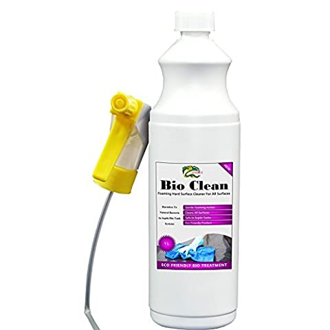 BIO CLEAN Hard Surface Cleaner/Marble and Granite Surface Cleaner -1 LITRE by HYDRA